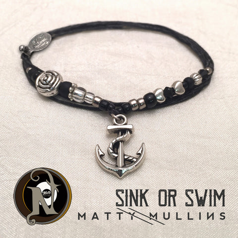 Sink or Swim NTIO Bracelet by Matty Mullins