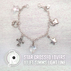 Star Crossed Lovers NTIO Bracelet by Juliet Simms