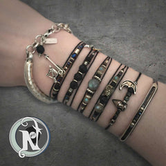 Devour The Darkness NTIO Bracelet by Telle Smith