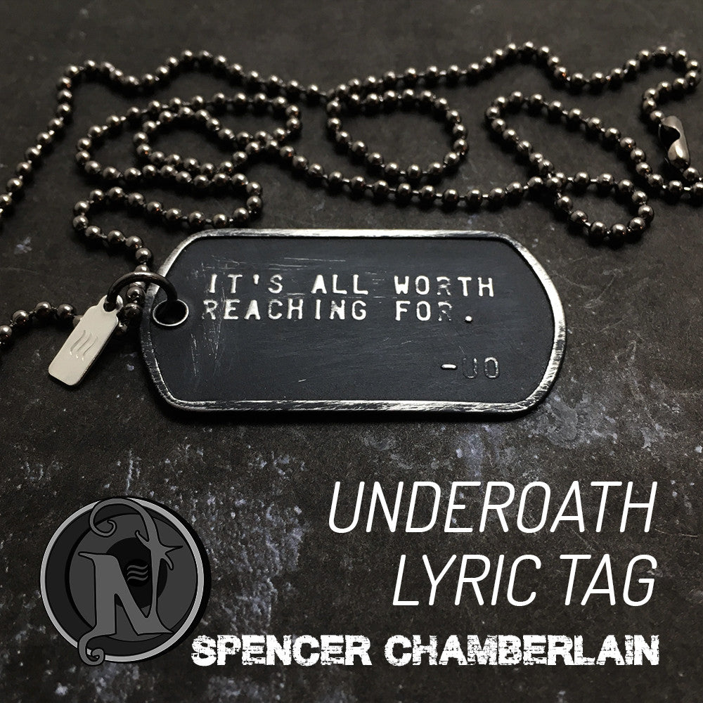 Underoath NTIO Lyric Tag by Spencer Chamberlain