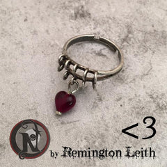Remington Leith NTIO <3 Heart Ring ~ Limited Edition