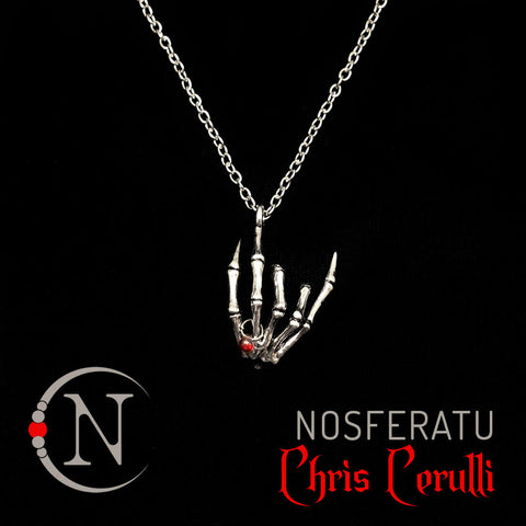 Nosferatu NTIO Necklace by Chris Cerulli ~Limited 40