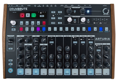 Arturia DrumBrute Analog Drum Machine - Synthbox - 1