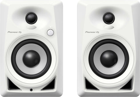 Pioneer DJ DM-40 Pair (White) (PAR) - Synthbox - 1