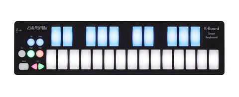 Keith McMillen Instruments K-Board (midi controller) - Synthbox - 1