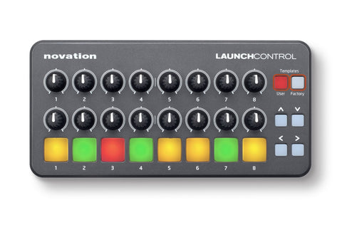 Novation Launch Control (controlador midi) - Synthbox