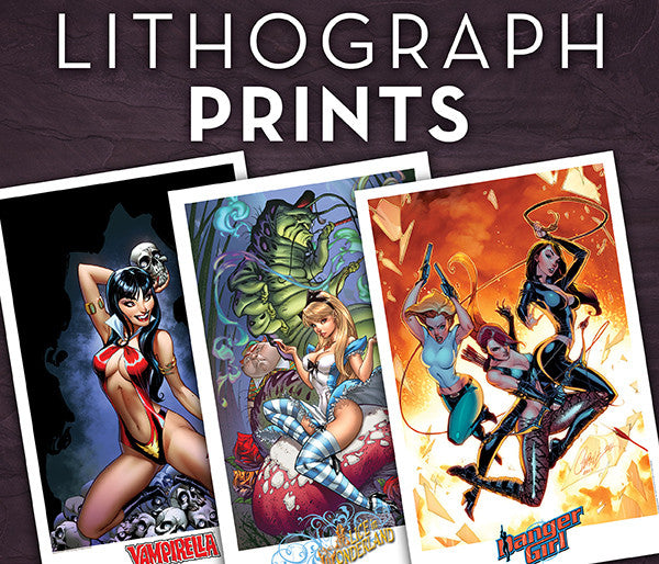 Lithograph Prints
