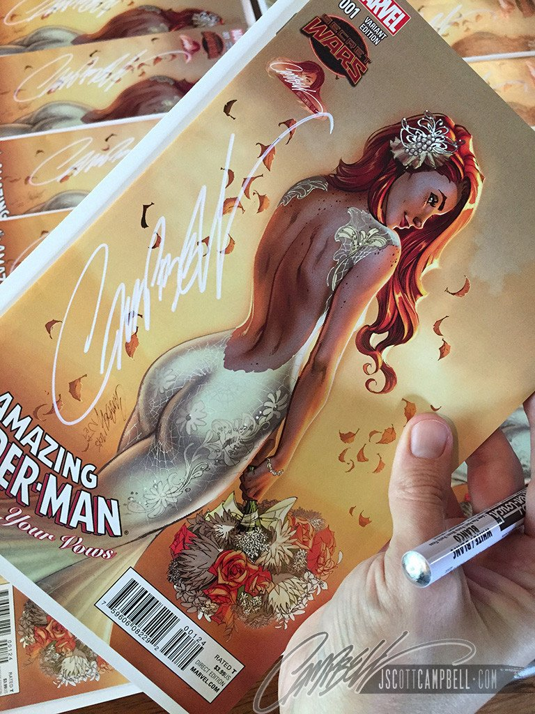 Amazing Spider-Man: Renew Your Vows #1 JSC EXCLUSIVE