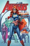 Avengers #8 J. Scott Campbell Store EXCLUSIVE Cover