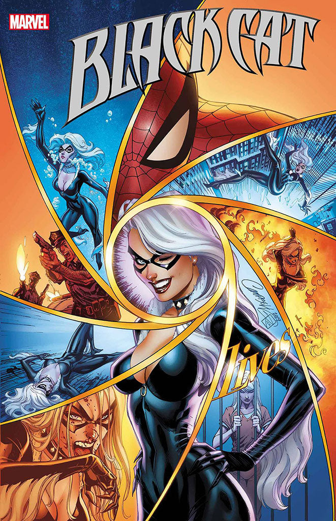 Black Cat #5 J. Scott Campbell
