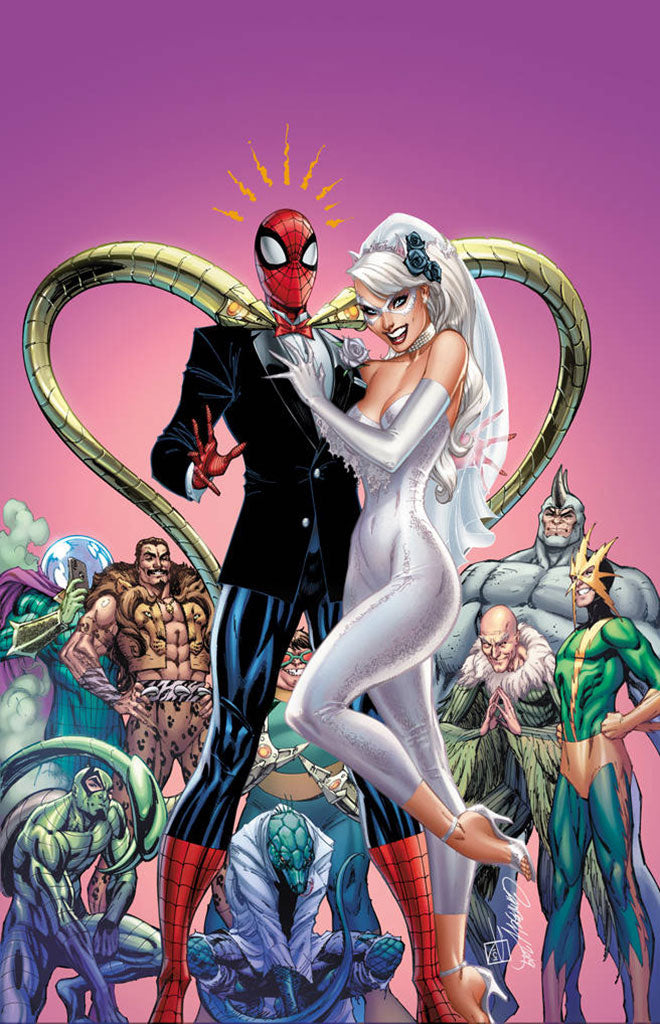 Black Cat Annual #1 J. Scott Campbell