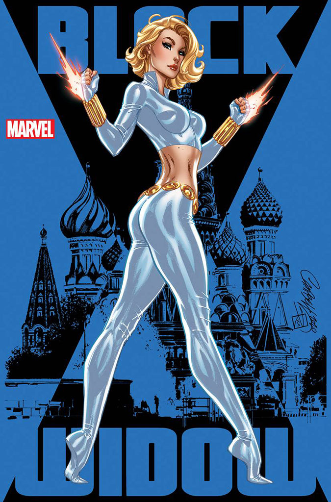 Black Widow #2 J. Scott Campbell