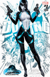Domino #1 J. Scott Campbell EXCLUSIVE (SINGLES)