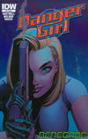 Danger Girl: Renegade #2