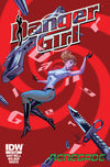 Danger Girl: Renegade #4