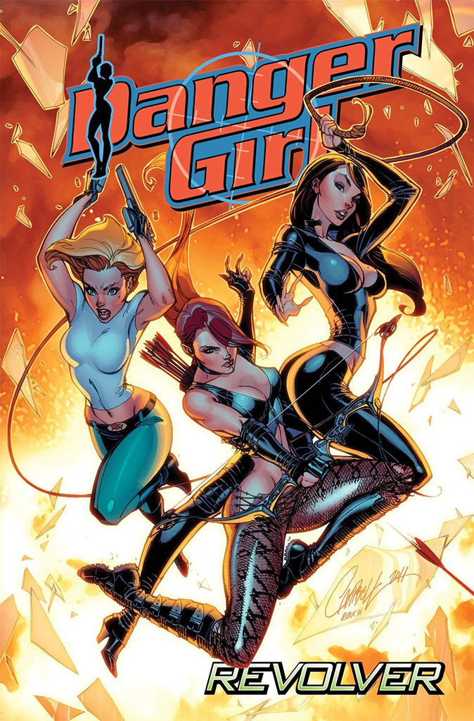 Danger Girl: Revolver (trade paperback)