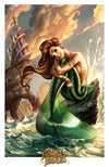 FTF The Little Mermaid 2012 Print