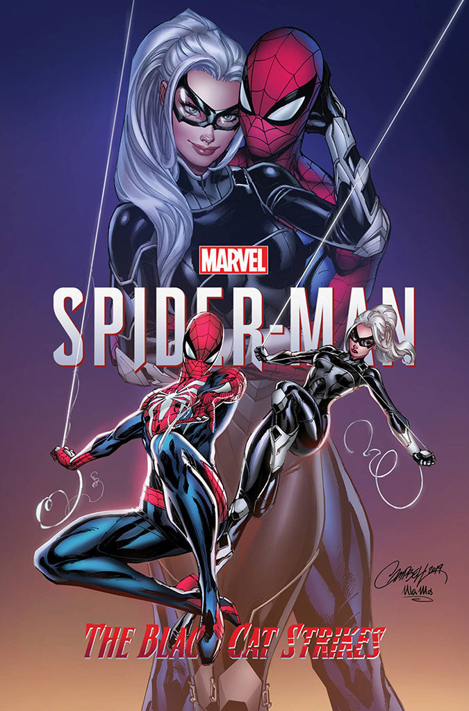 Spider-Man: The Black Cat Strikes #1 1:50 INCENTIVE J. Scott Campbell