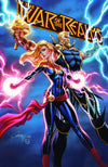 War of the Realms #1 'Fan Expo' EXCLUSIVE J. Scott Campbell