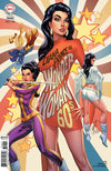 Wonder Woman #750 1960s J. Scott Campbell