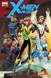 X-Men Blue #1 J. Scott Campbell Store EXCLUSIVE Cover