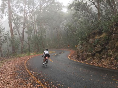 Road Skills Clinic - Level 1 Climbing & Descending - Yarra Blvd - 25th June
