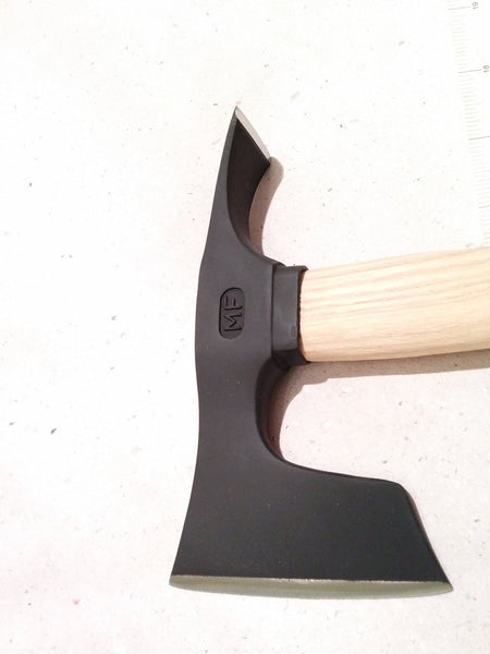 Camping Bearded Hatchet Axe Combined With Adze Blade