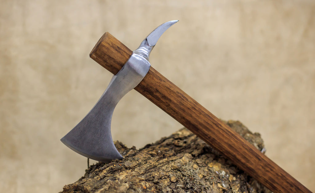 Bearded Spike Tomahawk
