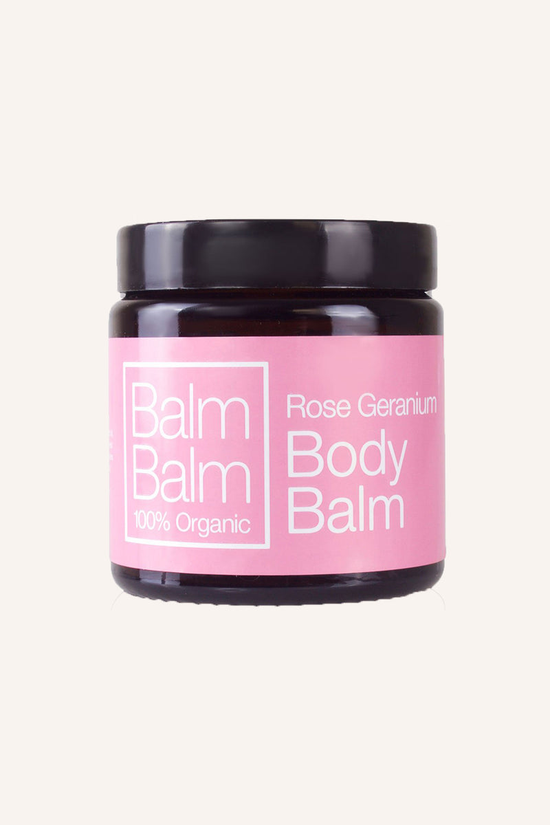 Rose Geranium Body Balm
