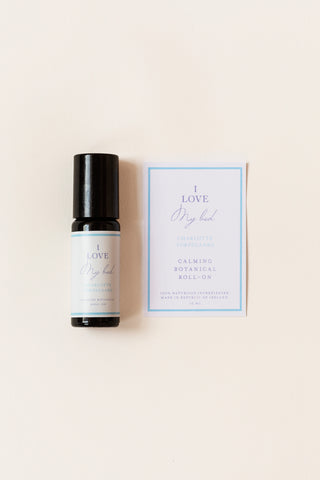 I LOVE MY BED Calming Botanical Roll-On