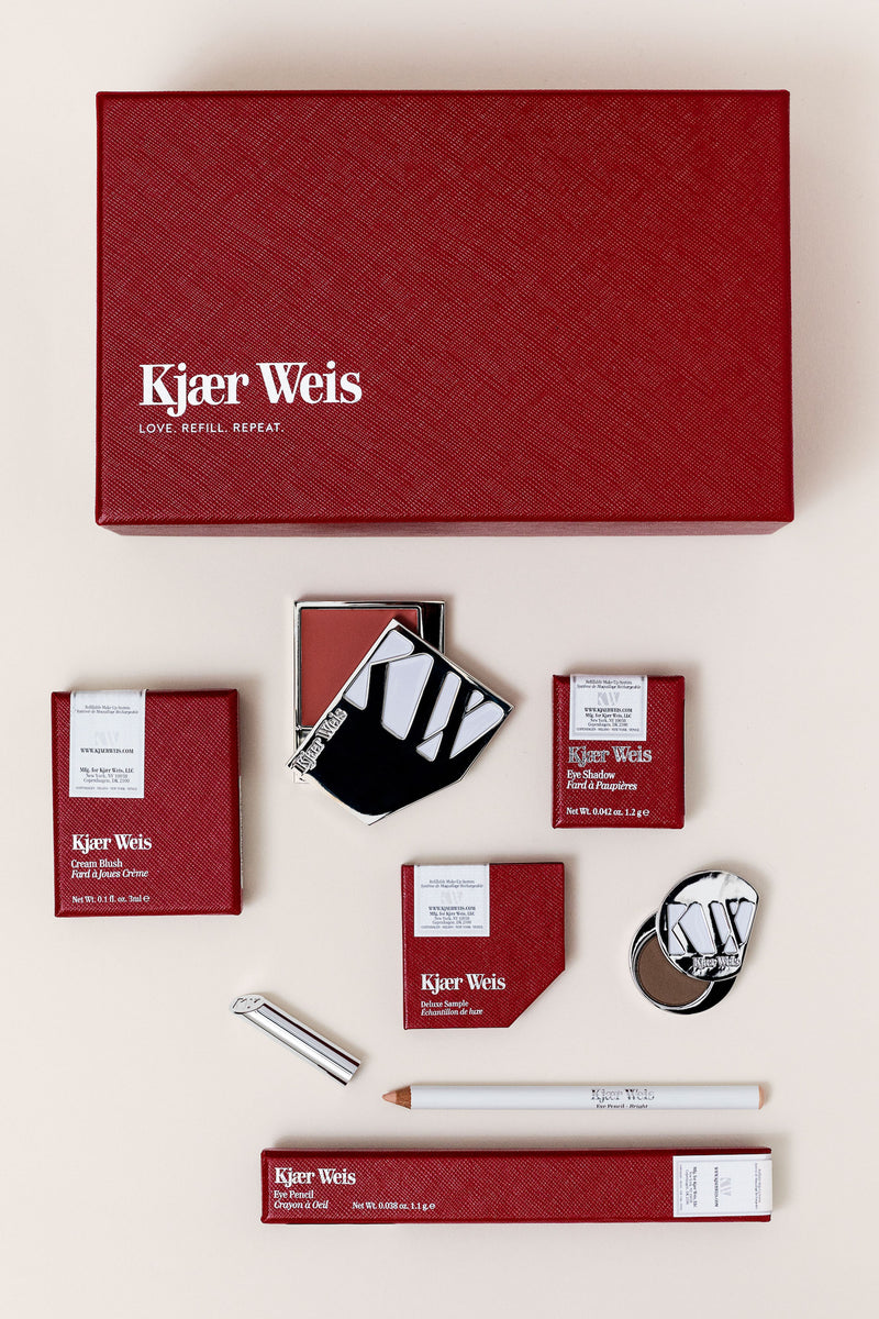 Kjær Weis x I Love Beauty Favourites