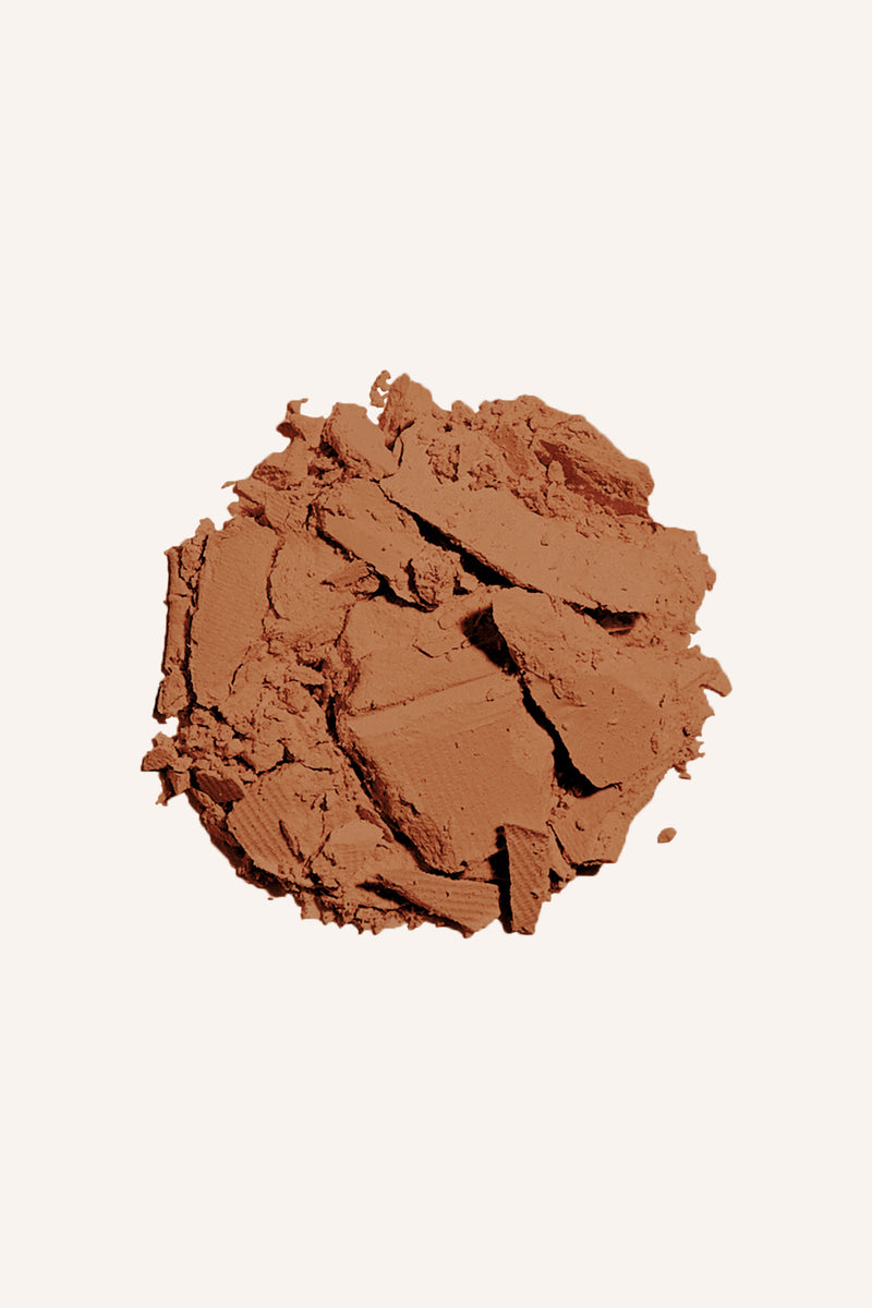 The Powder Bronzer - Revel (warm terracotta)