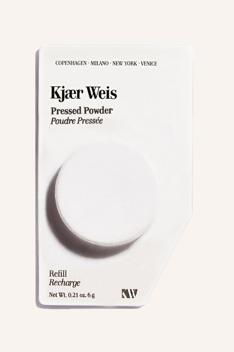 The Powder Bronzer Refill - Bask (neutral tan)