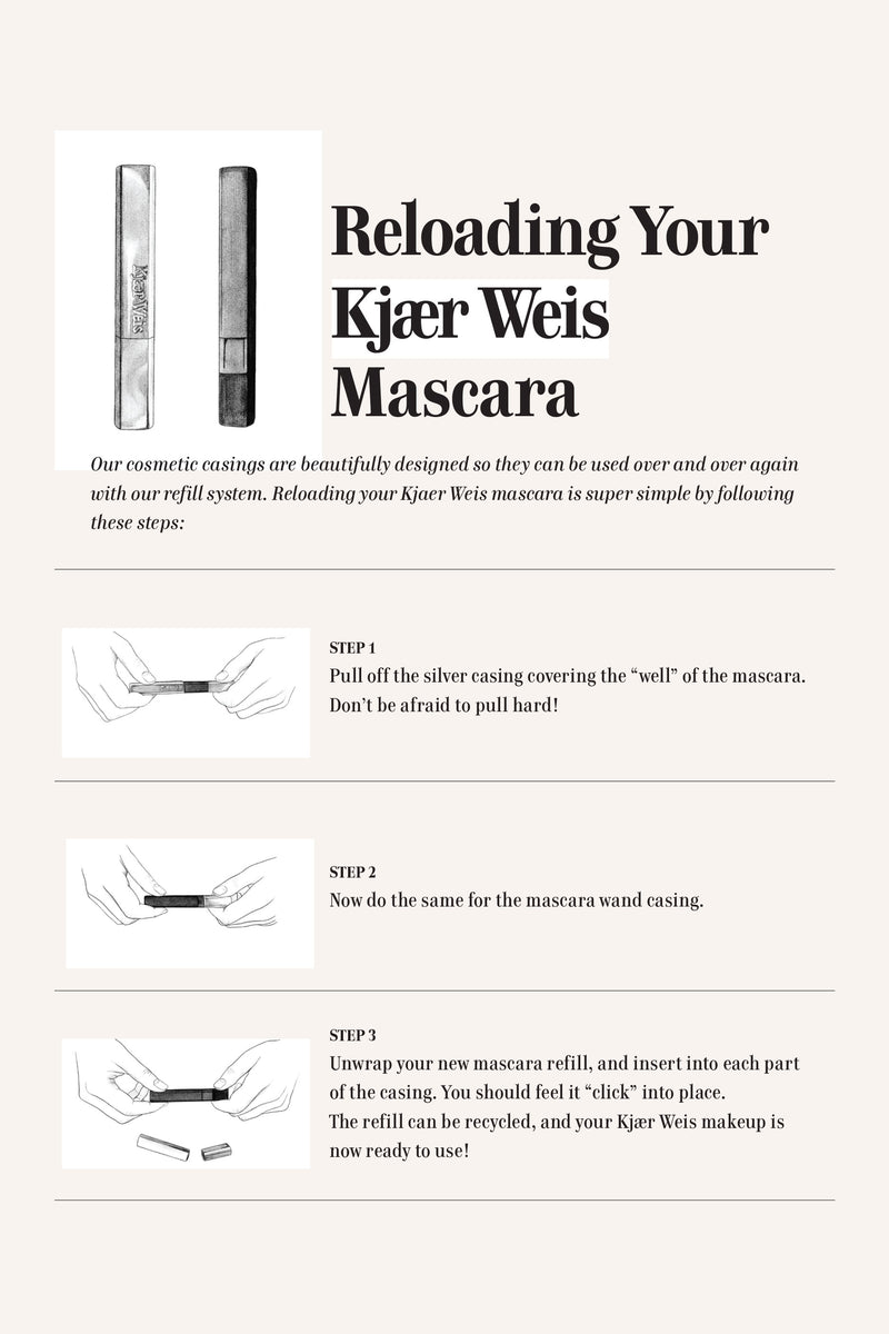 Volumizing Lush Up Mascara - Refill