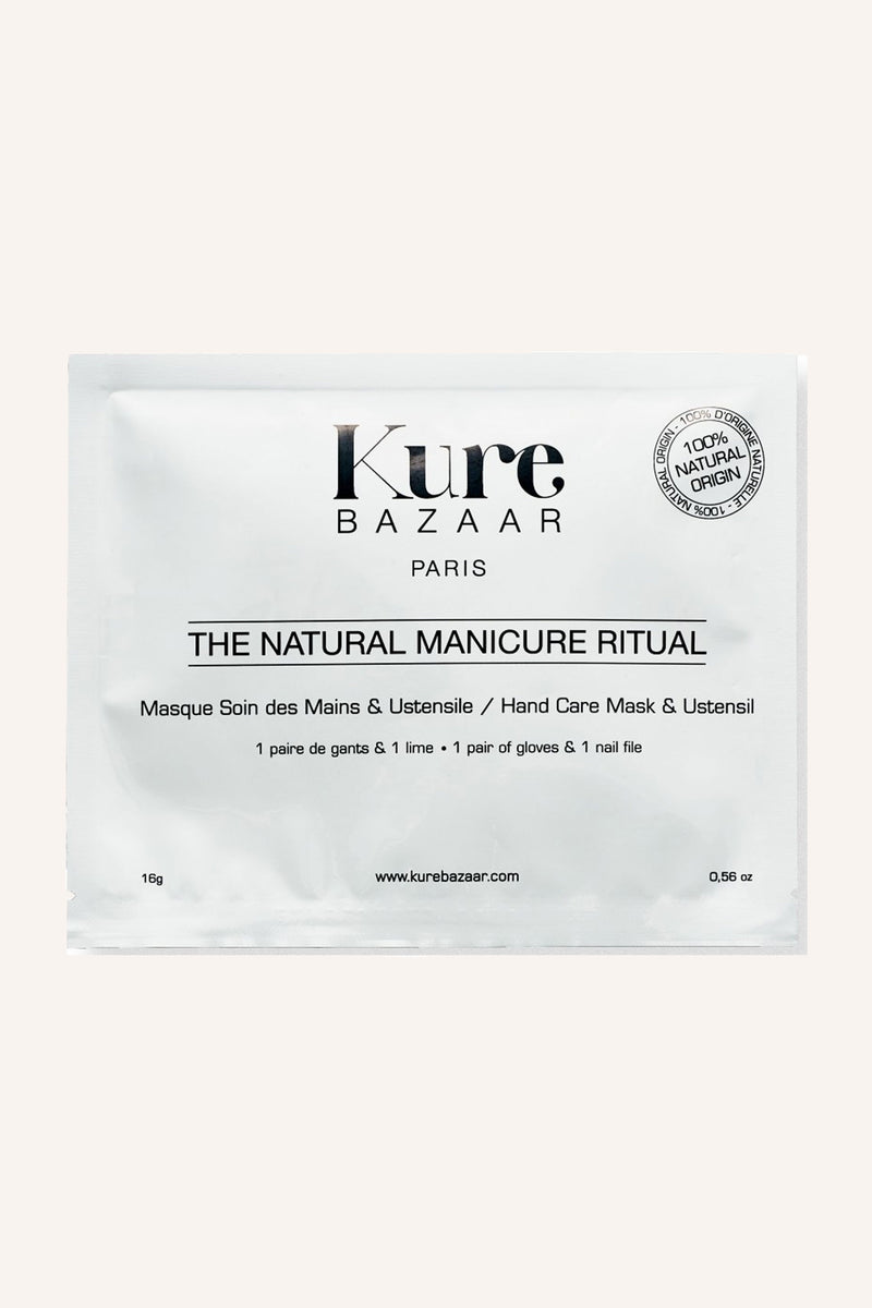 The Natural Manicure Ritual