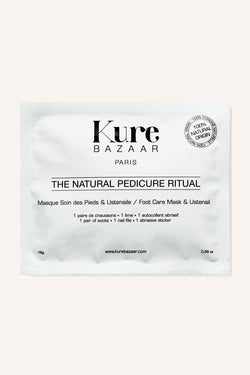 The Natural Pedicure Ritual