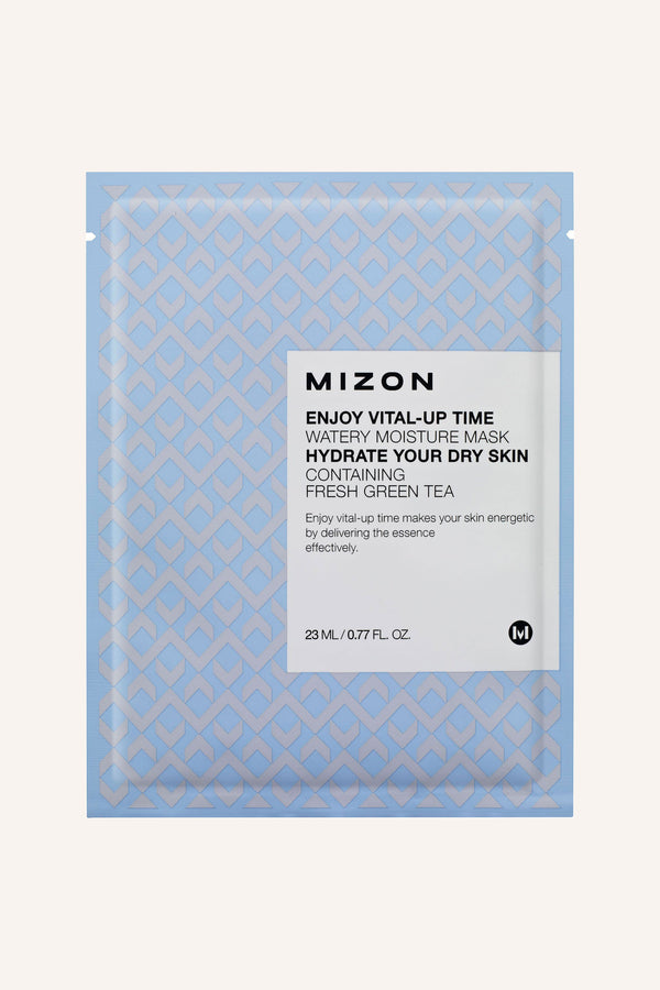Fresh Green Tea Vital-Up Sheet Mask