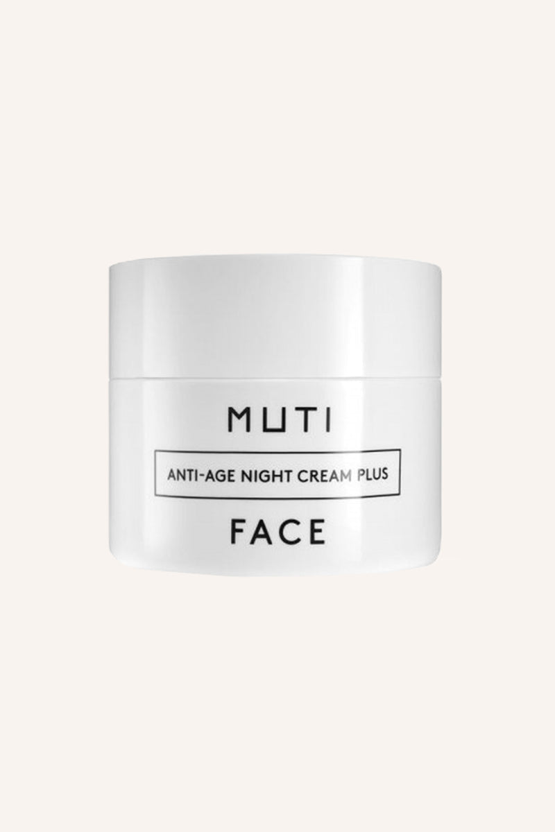 Anti Age Night Cream Plus