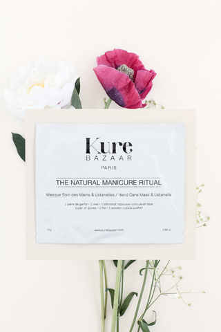 KURE BAZAAR PARIS - The Natural Manicure Ritual