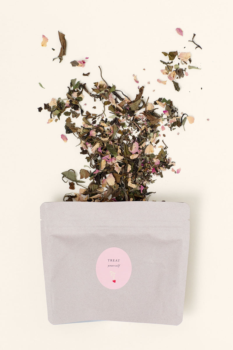 Stop and Smell the Roses - Beauty Tea