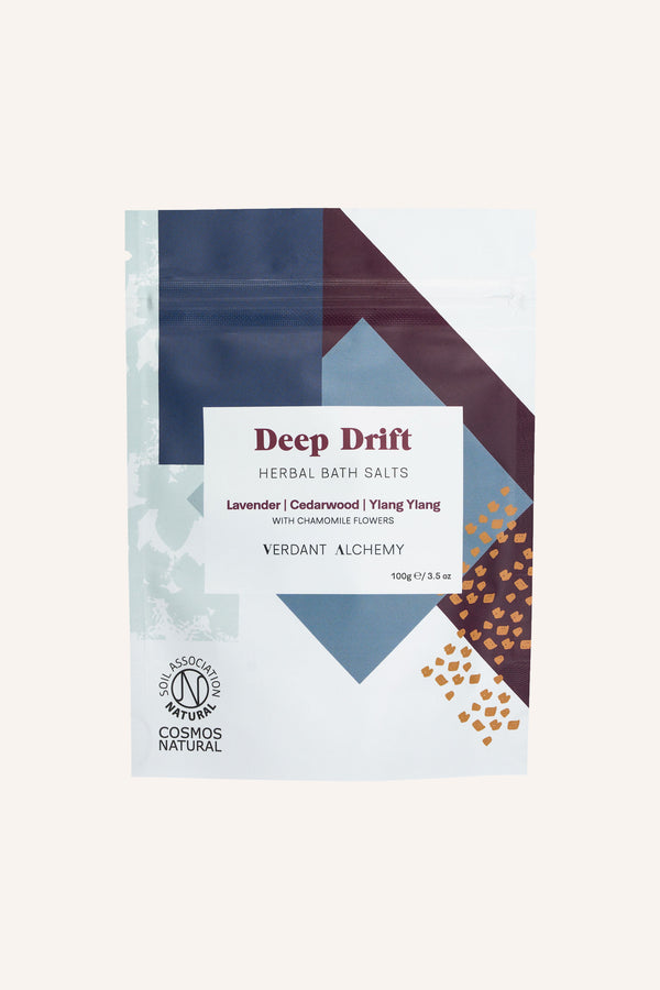 Deep Drift Herbal Bath Salts