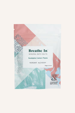 Breathe In Mineral Bath Salts