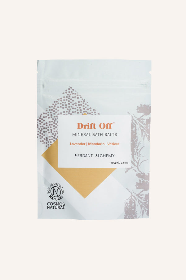 Drift Off Mineral Bath Salts