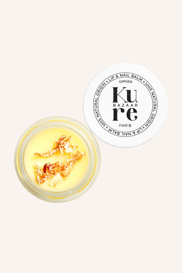 Ginger Lip and Nail Balm