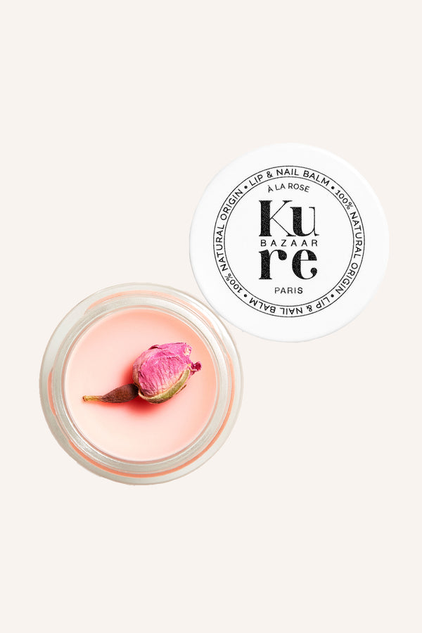 Rose Lip and Nail Balm