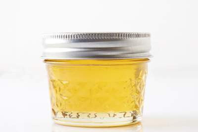 8 oz. Jar of Buck Moon Honey