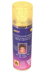 Hairspray - Glitter - Gold/Silver/Multi