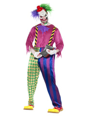 Kolorful Klown Costume