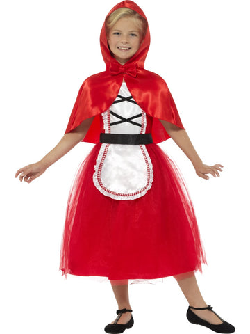 Red Riding Hood Costume - Childs - Deluxe