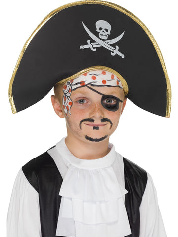 Pirate Captain Hat - Childs